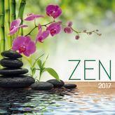 Zen 2017 - nástěnný kalendář