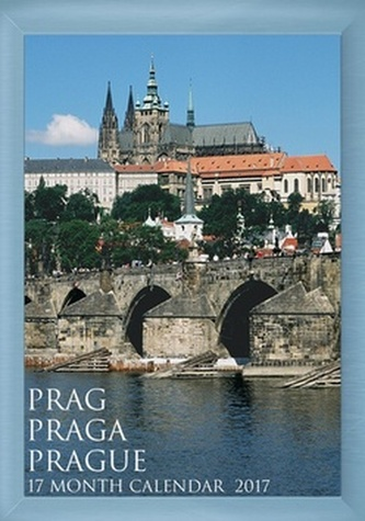 Praha CM 2017 - nástěnný kalendář