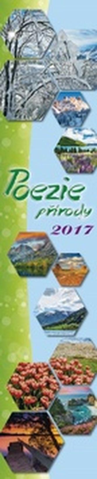 Poezie přírody 2017 - nástěnný kalendář