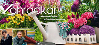 Záhradkář 2017 - stolní kalendář