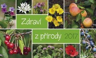 Zdraví z přírody 2017 - stolní kalendář