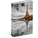 Diář 2017 - Paříž - týdenní