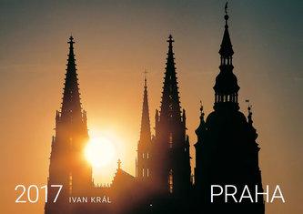 Kalendář 2017 - Praha malá