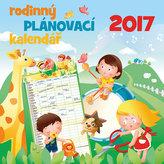 Kalendář 2017 - Rodinný plánovací