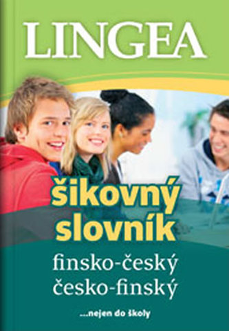 Finsko-český česko-finský šikovný slovník