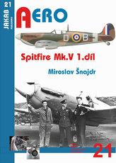 Spitfire Mk. V - 1.díl