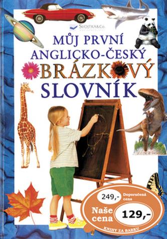 Můj první anglicko-český obrázkový slovník - neuveden