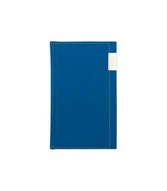 Diář 2017 - Joy modrý týdenní kapesní