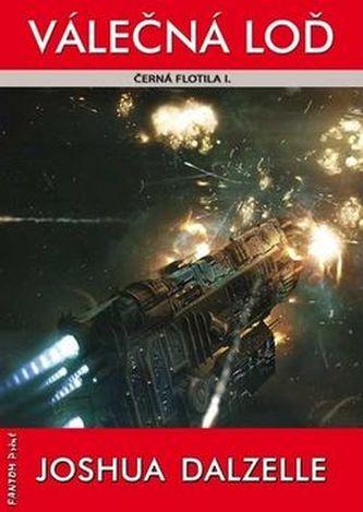 Černá flotila 1 - Válečná loď