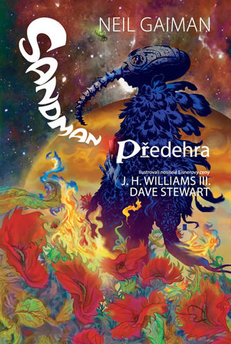 Sandman - Předehra - Neil Gaiman