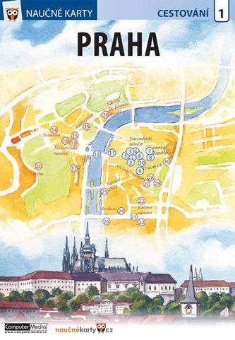 Praha - Naučné karty