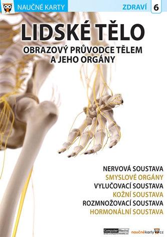 Lidské tělo 2 - Naučné karty