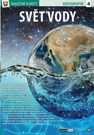 Svět vody - Naučné karty