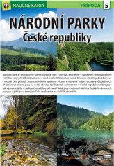 Národní parky ČR - Naučné karty
