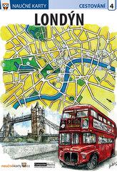 Londýn - Naučné karty