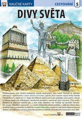Divy světa - Naučné karty