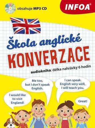 Škola anglické konverzace + CDmp3 - neuveden