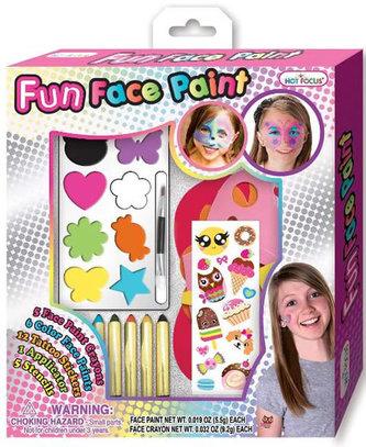 Legrační obličejové barvy