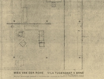 Mies van der Rohe - Vila Tugendhat v Brně - Petr Pelčák