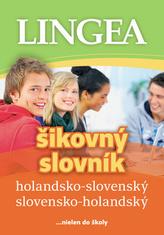 LINGEA holandsko-slovenský slovensko-holandský šikovný slovník