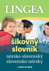LINGEA nórsko-slovenský slovensko-nórsky šikovný slovník