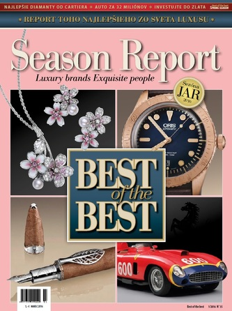 Season report 1/2016