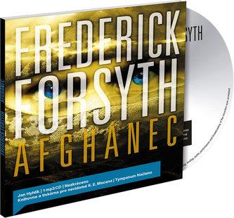 Afghánec - CDmp3 (čte Jan Hyhlík) - Frederick Forsyth