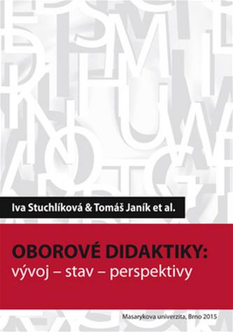 Oborové didaktiky - Iva Stuchlíková