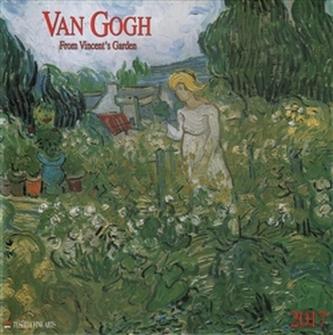 Nástěnný kalendář - Van Gogh - From Vincent´s Garden 2017