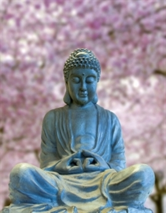 Zápisník - Buddha Smile