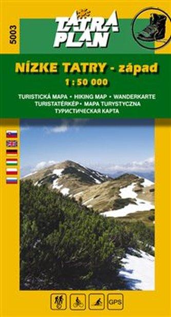 Nízke Tatry - západ