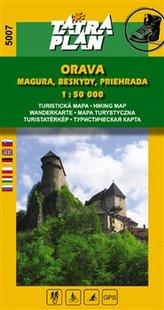 Orava - Magura, Beskydy, Priehrada