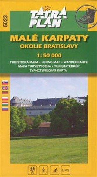 Malé Karpaty, okolie Bratislavy