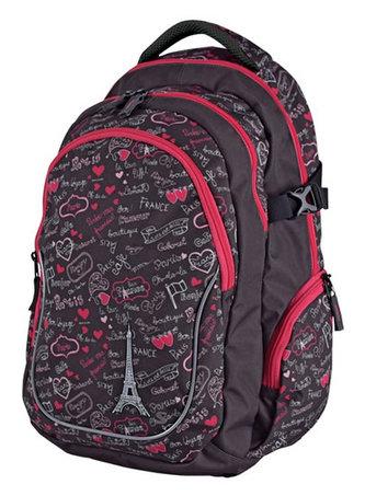 Školní batoh - Paris teen