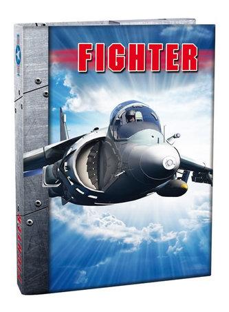 Box na sešity A4 - Fighter - neuveden