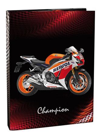 Box na sešity A5 - Champion