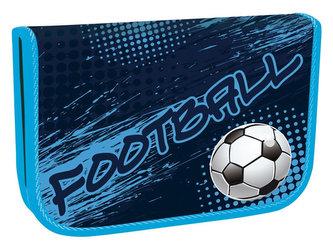 Školní penál jednopatrový - Football