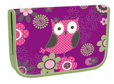 Školní penál jednopatrový - Owl