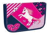 Školní penál jednopatrový - Pony