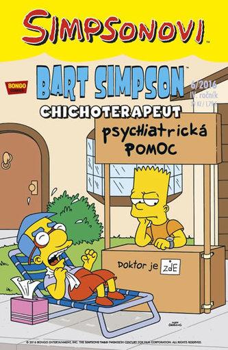 Simpsonovi - Bart Simpson 6/2016: Chichoterapeut