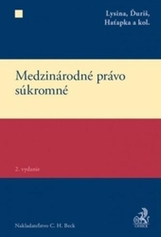 Medzinárodné právo súkromné. 2. vydanie