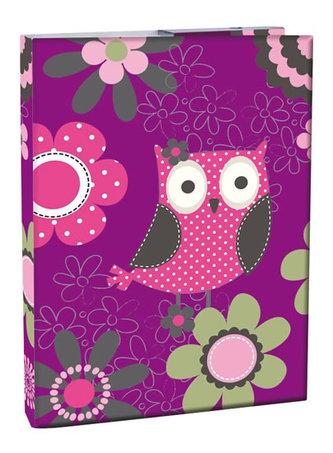 Box na sešity A5 - Owl