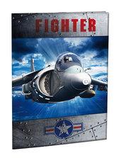 Školní desky na abecedu - Fighter