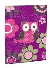 Školní desky na abecedu - Owl