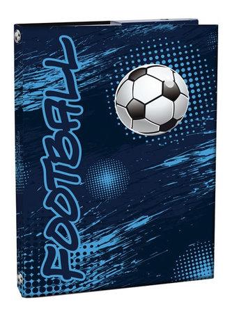 Box na sešity A4 - Football/s klopou