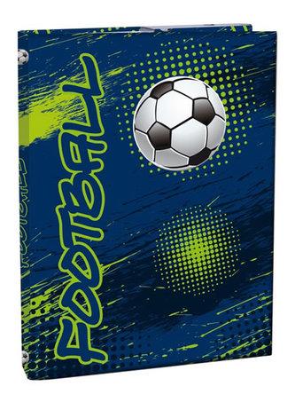 Box na sešity A4 - Football 2/s klopou