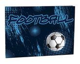Školní desky na číslice - Football