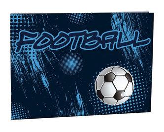 Školní desky na číslice - Football - neuveden