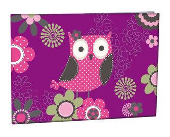 Školní desky na číslice - Owl