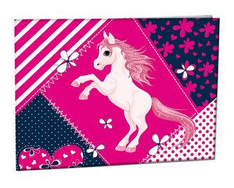 Školní desky na číslice - Pony